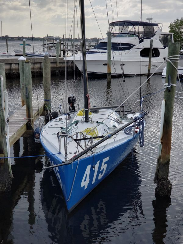 USA #415 Mini Transat Prototype - For Sale!